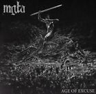 CD Mgla - Age Of Excuse (2019) Black Metal * Fast FREE Shipping *