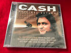RARE JOHNNY CASH ORIGINAL OUTLAW CD BRAND NEW SEALED!!! 16 HITS MADE IN ENGLAND