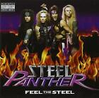 Steel Panther - Feel The Steel - ID99z - CD - New