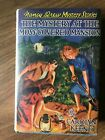 MYSTERY AT THE MOSS COVERED MANSION NANCY DREW BY CAROLYN KEENE 1ST ED 1941