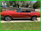 1967 Ford Mustang 1967 Ford Mustang Classic 289CI Automatic RWD Convertible Numbers Matching