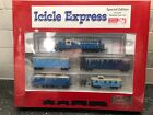 Micro Trains Line Icicle ExpressTrain Set Loco and 4 cars
