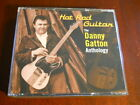 DANNY GATTON Hot Rod Guitar - The Danny Gatton Anthology 2-CD SET RHINO 1999