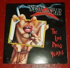 Star Star - CD - Love drag years (1992) rare glam hair metal oop htf