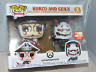 Funko Pop! Vinyl Figure - Games 2-Pack - Hanzo and Genji - E3 2019 Exclusive