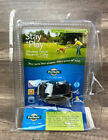 PetSafe PIF00 14288 Stay and Play Wireless Collar for Dogs Open Package AS IS