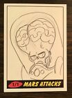 Top 10 2012 Topps Mars Attacks Sketch Card Sales 14