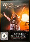 Rob Rock - the Voice of Melodic Metal - Live in Atlanta DVD+CD / AFM 252-7/NTSC