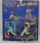 1998 KENNER STARTING LINEUP SLU BERNIE WILLIAMS YANKEES ACTION FIGURE NEW NIP