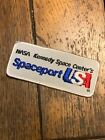 Vintage Kennedy Space Centers Spaceport USA Iron On Patch