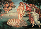 1000Pcs Mini Paper Jigsaw Puzzle Famous Oil Painting Birth of Venus Gift Game