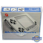 5 WonderSwan Console BOX PROTECTORS Strong 0.5mm Plastic Protective Display Case