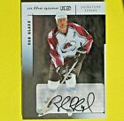 Rob Blake Cards, Rookie Cards and Autographed Memorabilia Guide 19