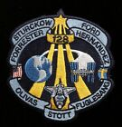 STS 128 SPACE SHUTTLE DISCOVERY CREW MISSION PATCH