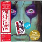 ALICE COOPER From The Inside * SEALED CARDBOARD SHM japan press WPCR-14310
