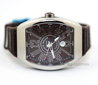 Franck Muller Automatic Vanguard Brown V45 SC DT AC BN Wristwatch
