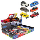 12 PC 5 Die Cast Pull Back SUV Series 143 Scale Toy Cars Jeep Collectibles