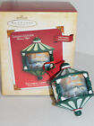Christmas Ornament Thomas Kinkade Painter of Light Hallmark Keepsake Green