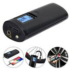 Electric Air Pressure Inflator For Car Bicycle Tire Pump Rechargeable Automatic