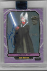2018 Topps Star Wars Archives Signature Series Trading Cards 21