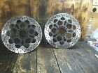 2001 Aprilia SL1000 Falco SL 1000 Oem Brembo front brake rotors disks *4.9mm*