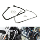 Engine Guard Highway Crash Bar For Harley Dyna Fat Bob FXDF Low Rider FXDL 14-18