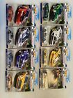 Set of 8 Hot Wheels 2015 FORD Performance Mustang Fastback Cobra Mach Plus 4 Car