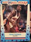 Isiah Thomas Rookie Cards Guide and Checklist 9
