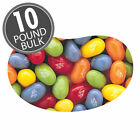 ASSORTED SOURS Jelly Belly Candy Jelly Beans 10 LBS BEST PRICE SHIPS FREE