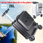 26L Rideable Luggage Airwheel SE3 Suitcase Scooter Three speed Aluminum Rod Opt