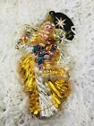 Radko Gilded Joy Angel 1014848 NWT 2007 Retired Ornament Christmas Religious