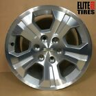 Set of 4 2015 2019 Silverado Tahoe Suburan 1500 18 OEM Wheel Rim Take Offs