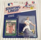 1989 Mark McGwire Starting Lineup Oakland A,s MLB