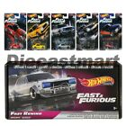 Hot Wheels 164 Fast  Furious Rewind Premium Bundle Set of 5 GRB02 Diecast Car