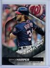Is This the Best Bryce Harper Card? 2012 Bowman Platinum Bat Plate Surfaces 14