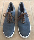 Polo Ralph Lauren Sneakers Size 12 Blue Gray Forestmont