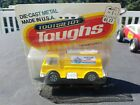 TOOTSIETOY 1970 VINTAGE AMOCO AVIATION FUEL TRUCK TOOTSIE TOY YELLOW FUEL TRUCK