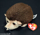 Beanie Babies Prickles the Hedgehog, Original 1998, w/ Tag Attached,Early Beanie