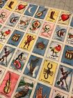 Rare Alexander Henry Retired Discontinued Loteria Fabric Fat 1 4 2006 HTF Cotton