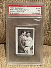 1932 Bulgaria Sport Photos #256 M. Schmeling BABE RUTH - PSA 7 - Scratched Case