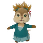 Ty Beanie Babies Alvin and the Chipmunks Chipette Eleanor Plush Stuffed Animal