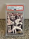 1997 Starting Lineup Cooperstown Collection - ROLLIE FINGERS - PSA 8 NM-MT - A's