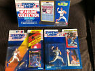 Nolan Ryan Starting Line Up Lot with Kenner Figure Headline Collection