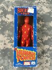 MEGO WGSH HUMAN TORCH 8 Figure 1975 in Box Fantastic Four