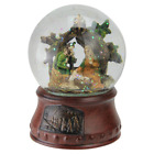 55 in Christmas Musical Nativity Water Glitterdome Decoration