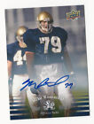 2013 Upper Deck University of Notre Dame Football Cards 14