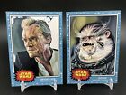 Topps Living Set Star Wars Trading Cards Checklist 8
