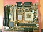 ULTRA RARE NEW ECS P5GX M CYRIX GXM 200 233 266 ATX MOTHERBOARD WITH VGA SOUND