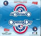2013 Topps Opening Day Baseball Box