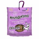 Loving Pets Houndations Chicken Training Treats Dog Treat 4 Oz One Size